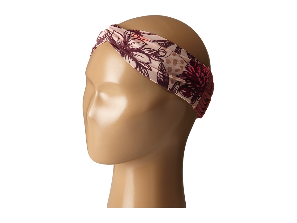 Maaji - Floral Beach Turban (Multicolor) Headband