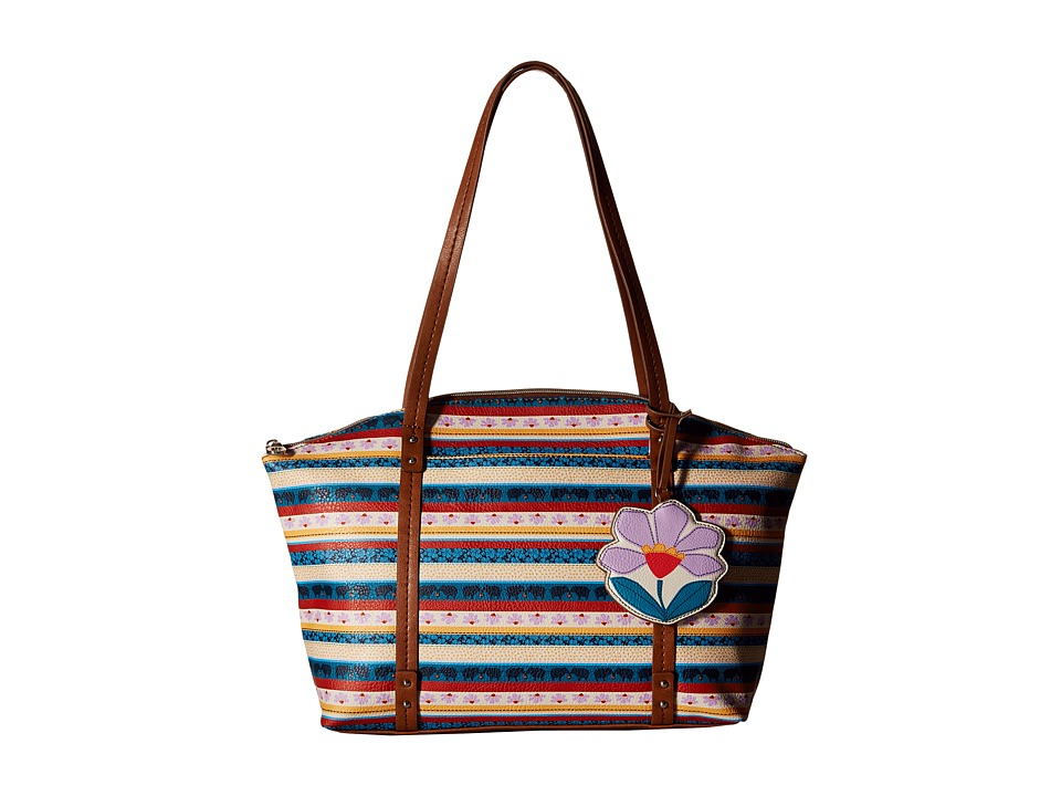 Relic - Caraway Novelty Medium Tote (Ellie Floral) Tote Handbags