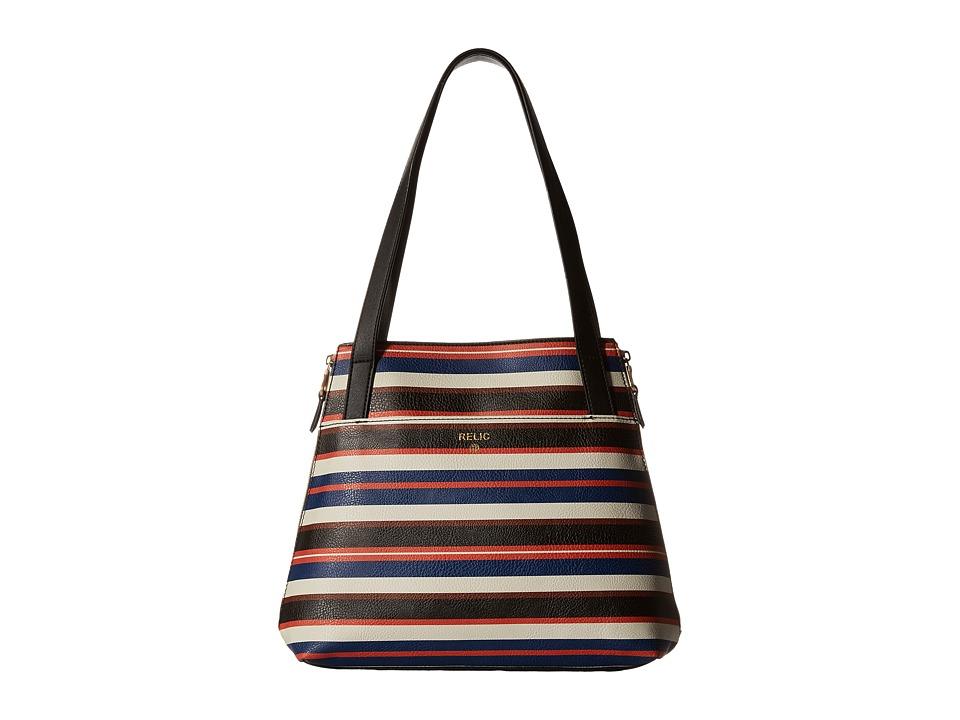 Relic - Emma Tote (Stripe) Tote Handbags