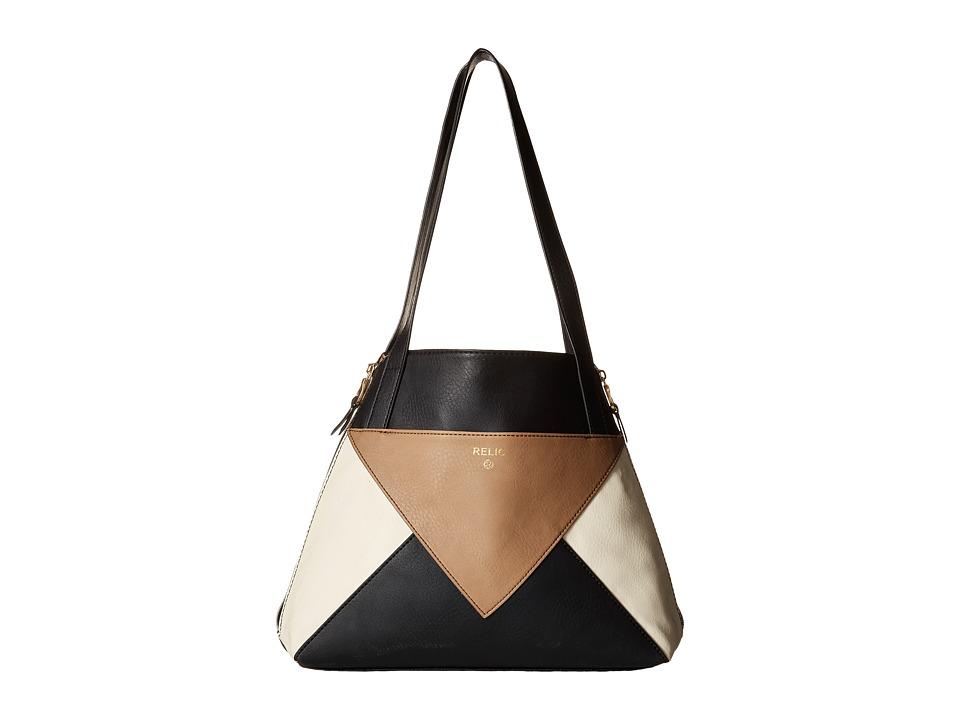 Relic - Emma Tote (Neutral Multi) Tote Handbags