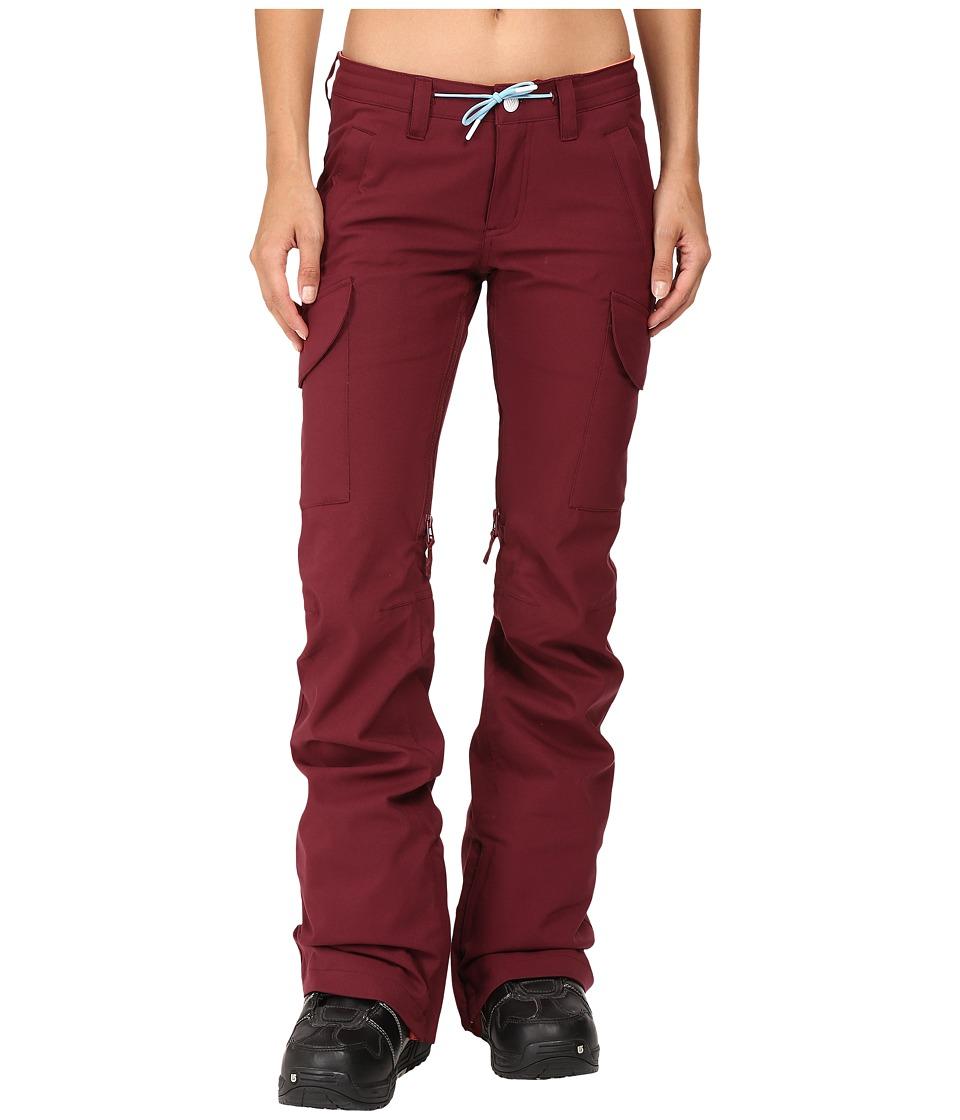 Burton - TWC Nexterday Pant (Sangria) Women's Casual Pants