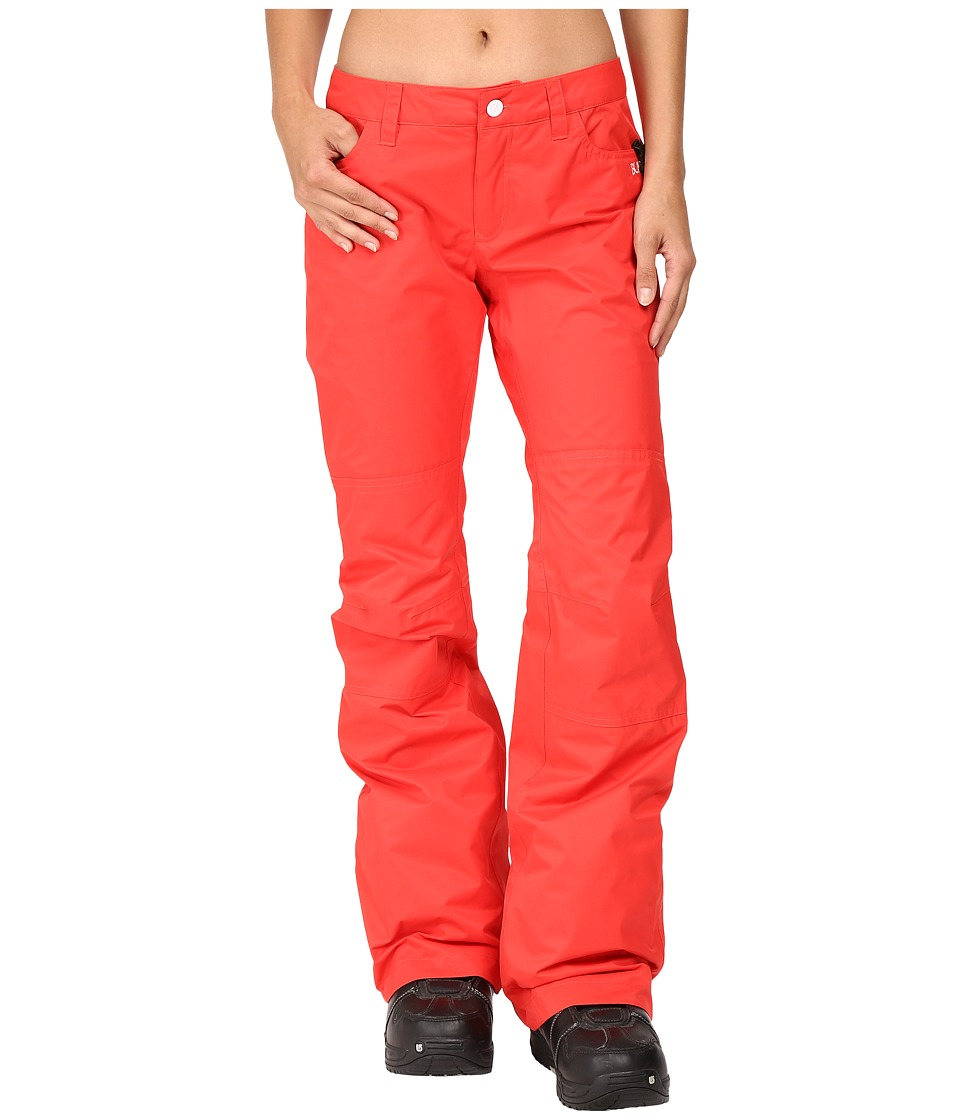 Burton - TWC on Fleek Pant (Coral) Women's Casual Pants
