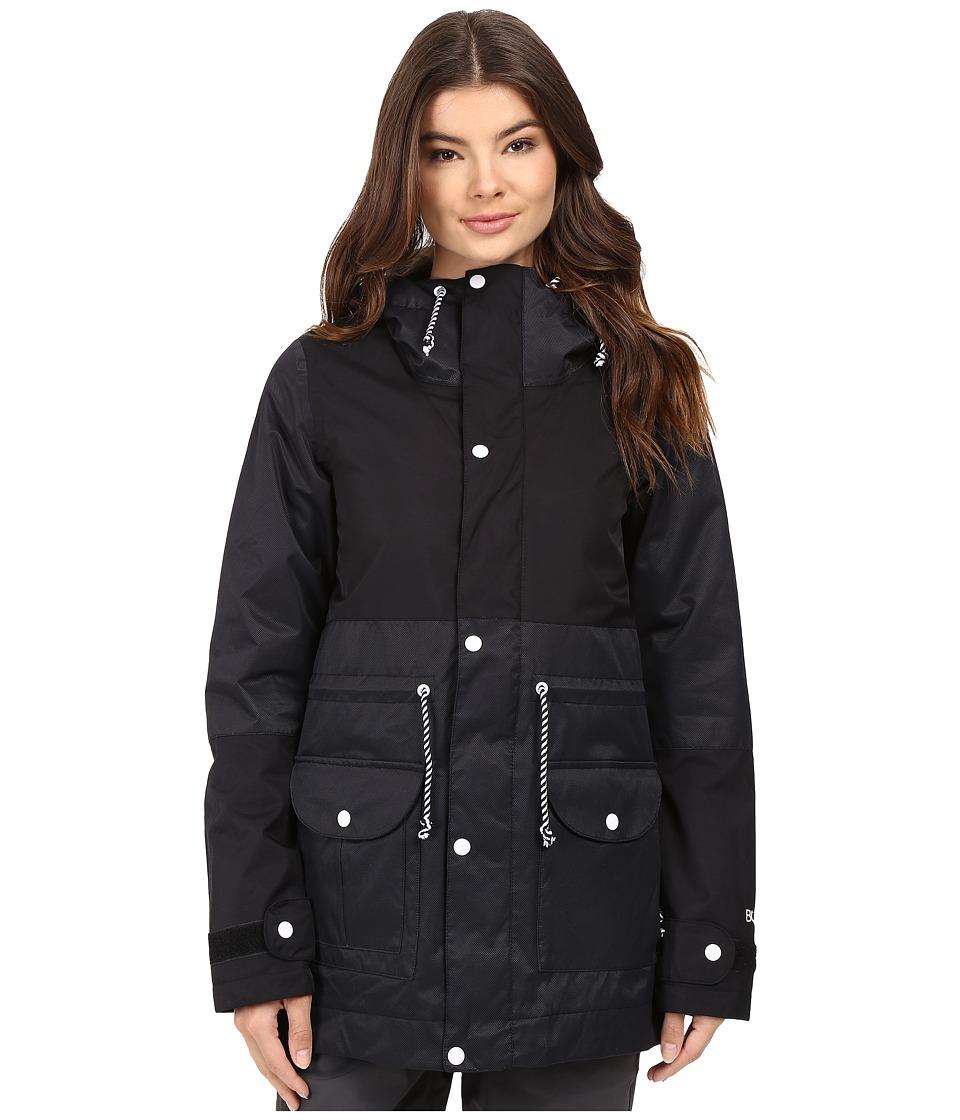 Burton - TWC Troublemaker Jacket (True Black 1) Women's Coat