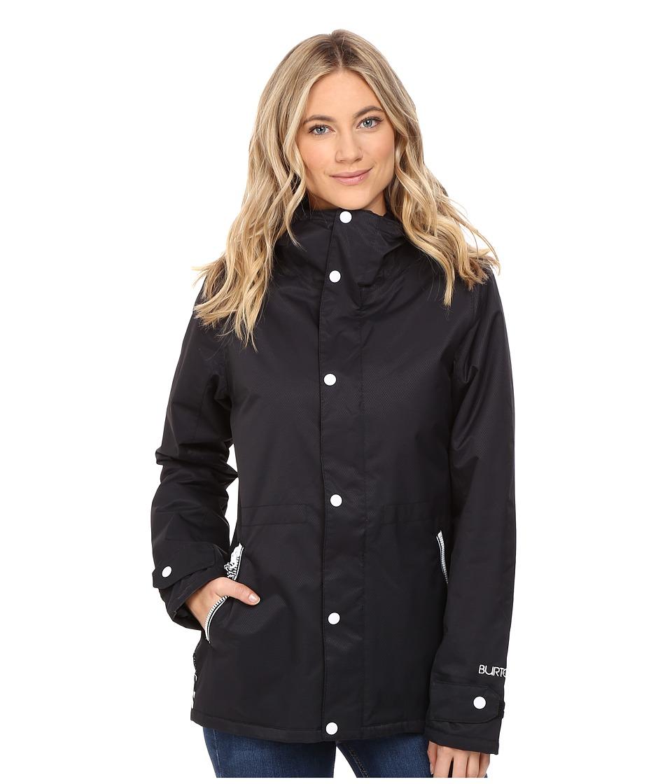 Burton - TWC Yea Jacket (True Black) Women's Coat
