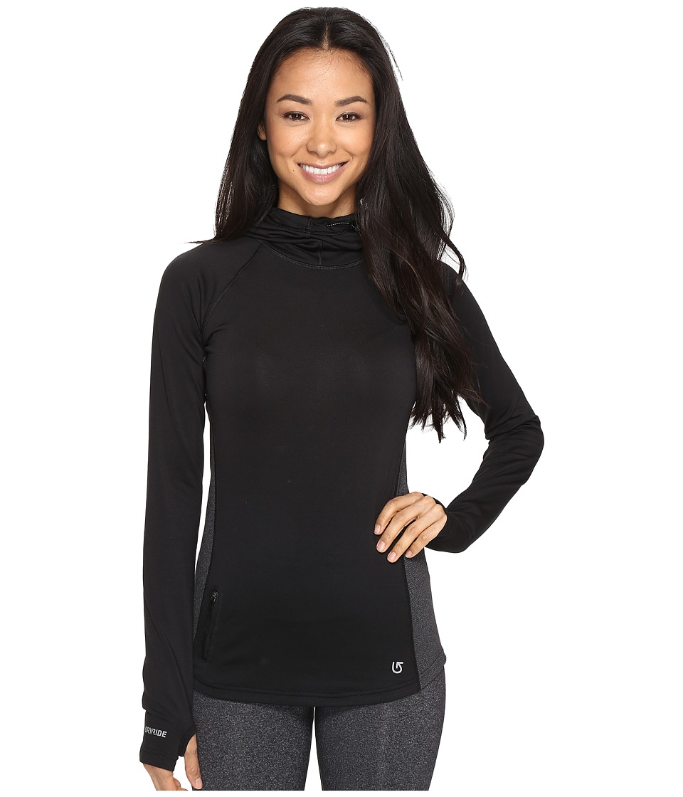 Burton - Active Top (True Black) Women's Sweatshirt