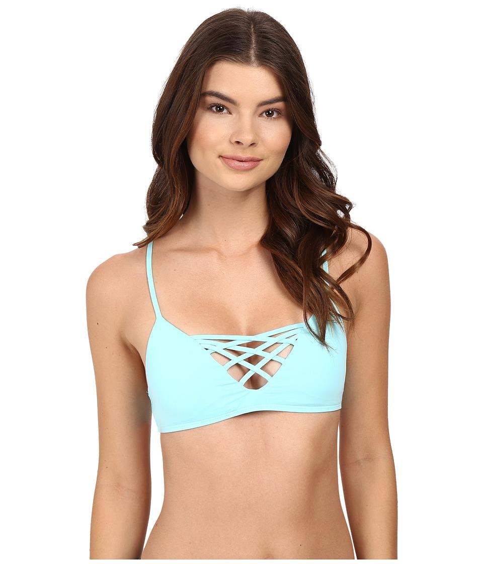 L*Space - Jaime Top (Lagoon) Women's Swimwear