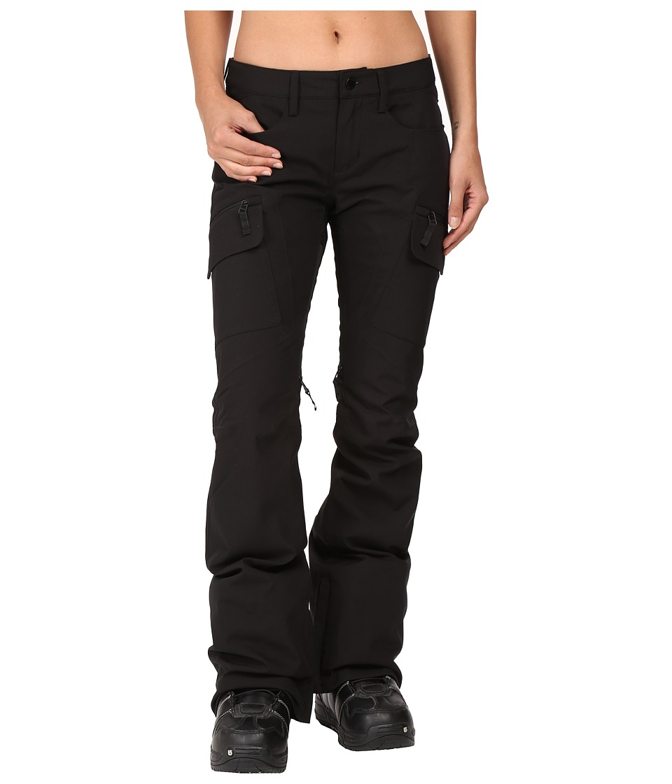 Burton - Gloria Pant (True Black 1) Women's Casual Pants