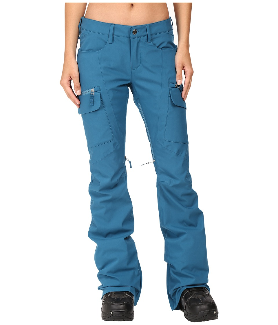Burton - Gloria Pants (Jaded) Women's Casual Pants