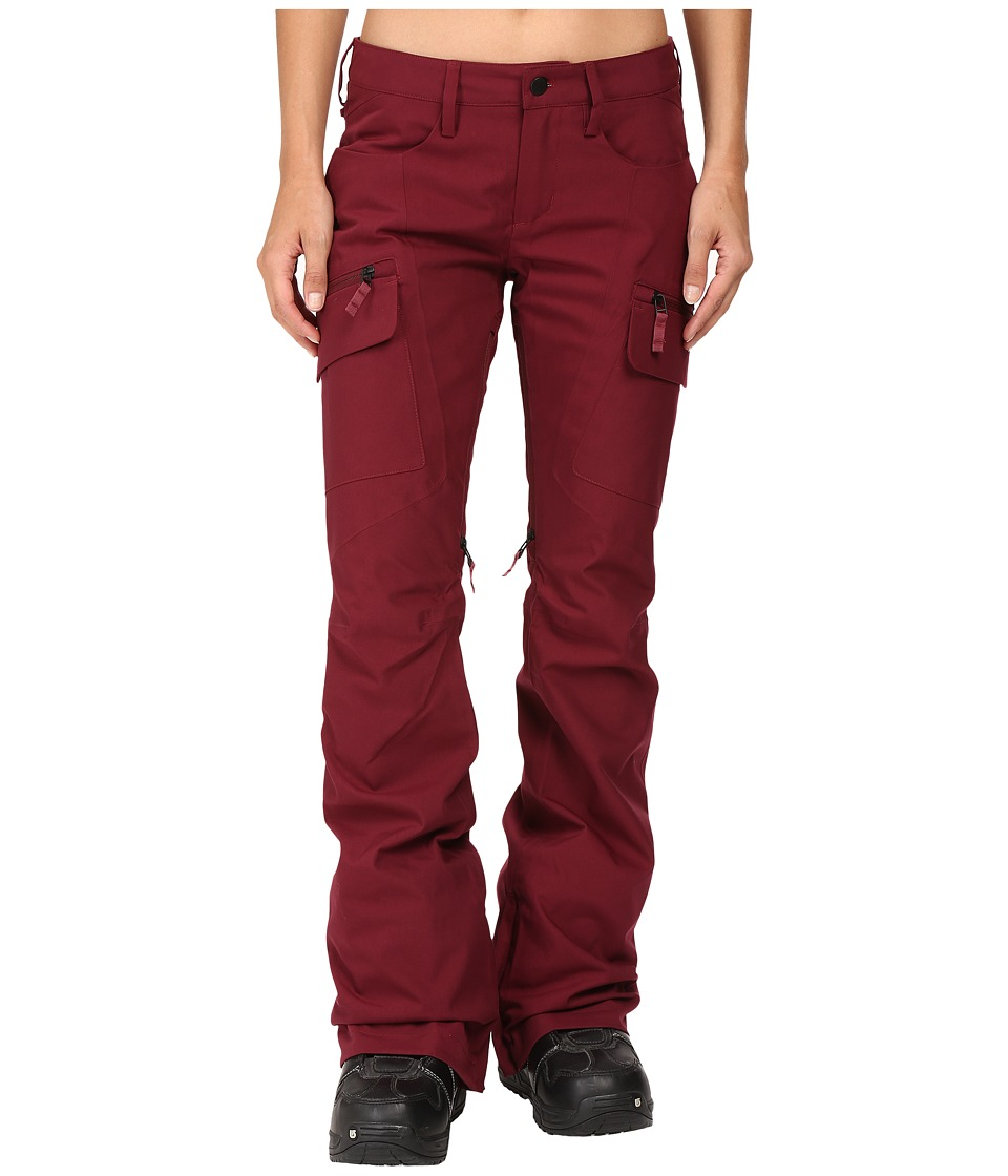 Burton - Gloria Pants (Sangria) Women's Casual Pants