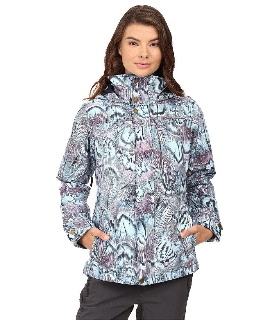 Burton - Jet Set Jacket (Feathers) Women's Coat