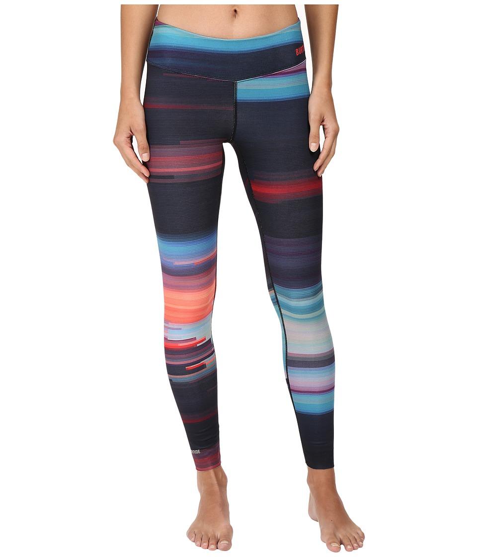 Burton - Women's Midweight Pant (Coral Flynn Glitch) Women's Outerwear