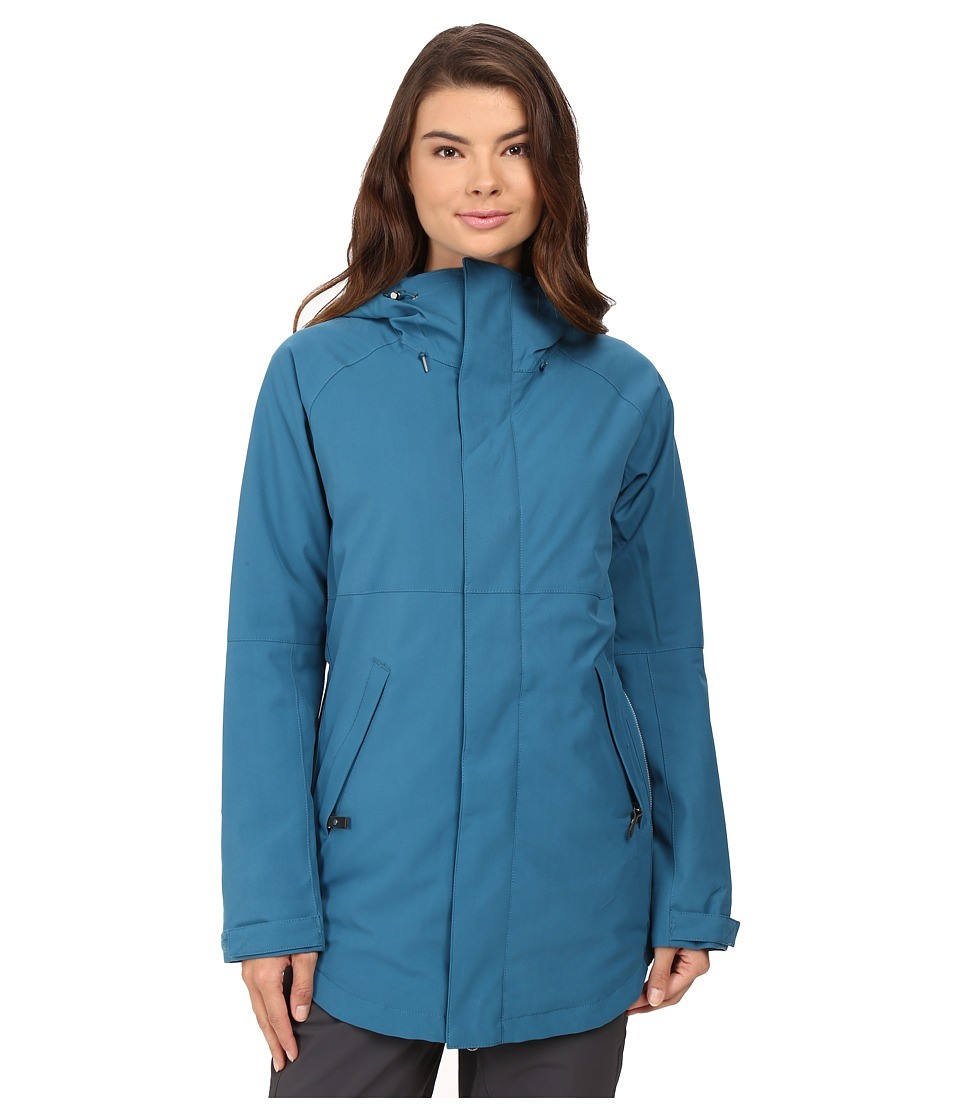 Burton - Mystic Jacket (Jaded) Women's Coat