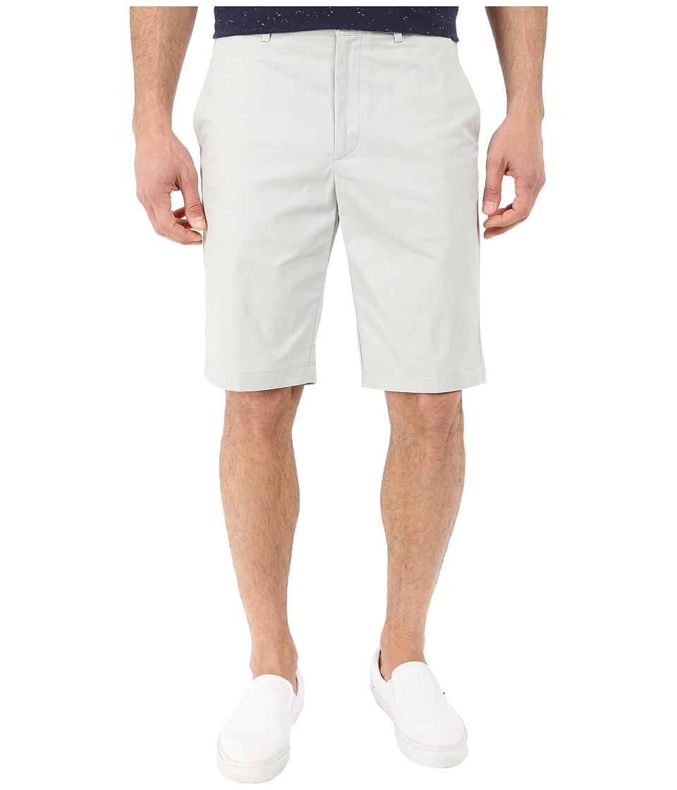 Calvin Klein Classic Fit Twill Walking Short (Cool Steel) Men