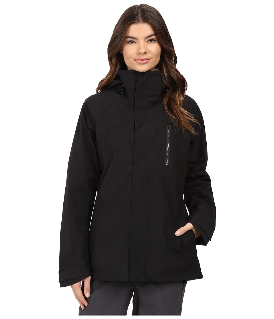 Burton - [ak] 2L Embark Jacket (True Black 1) Women's Jacket