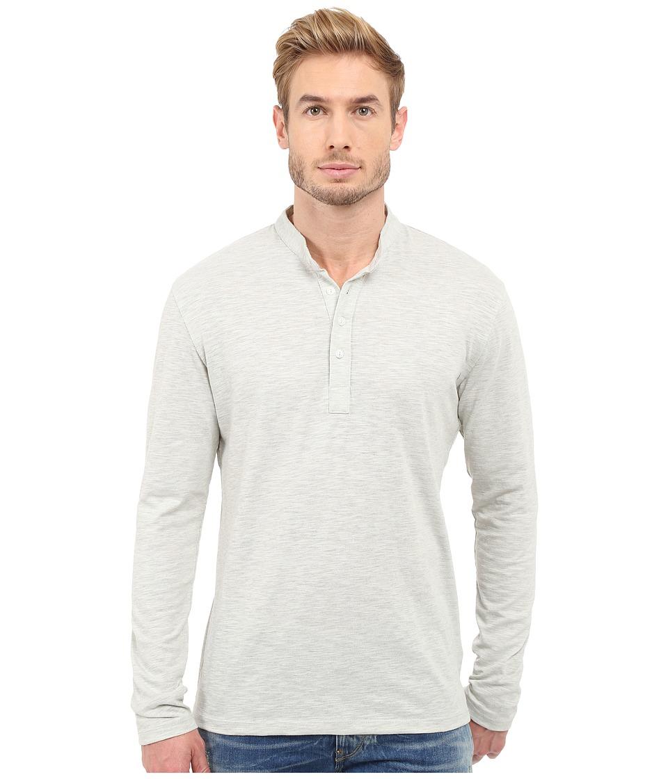 7 Diamonds Davos Long Sleeve Shirt (Oatmeal) Men