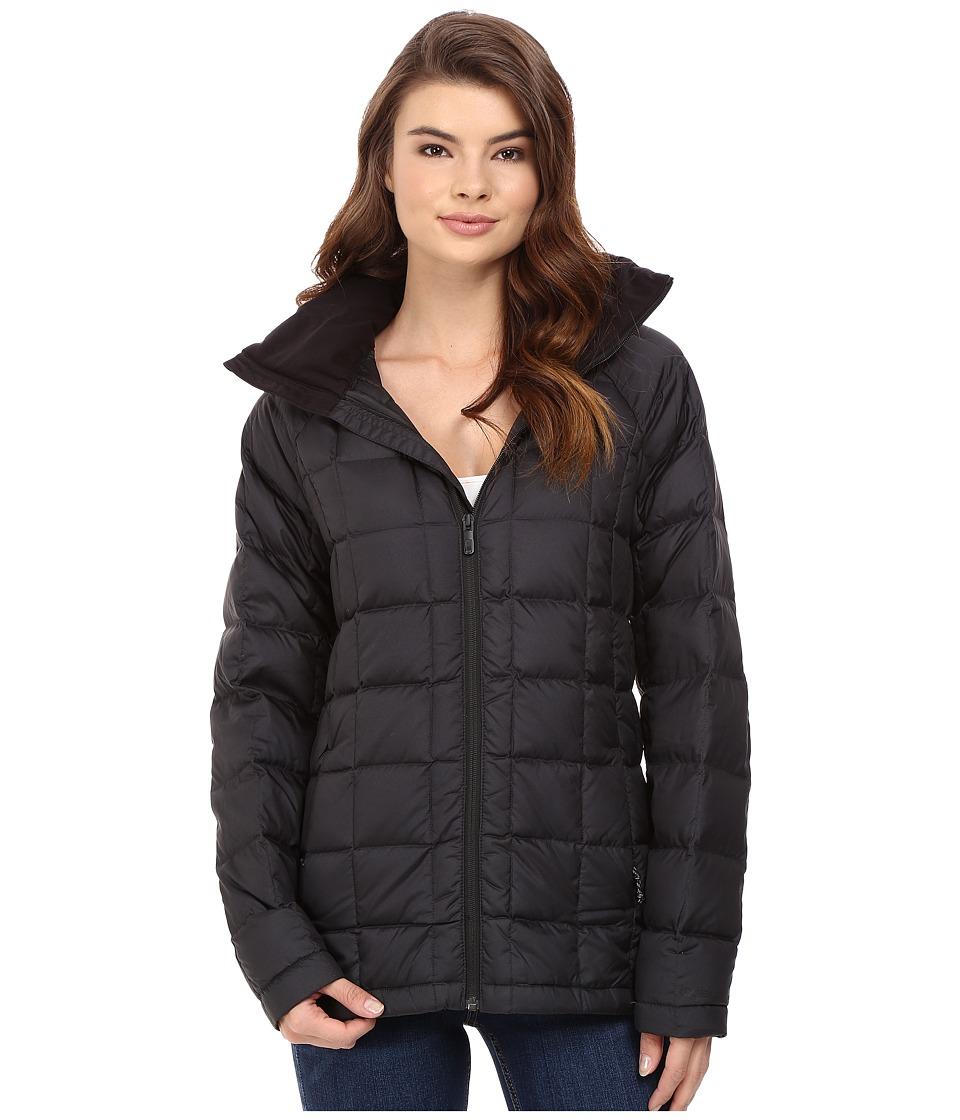 Burton - [ak] Baker Insulator Jacket (Black Heather) Women's Coat