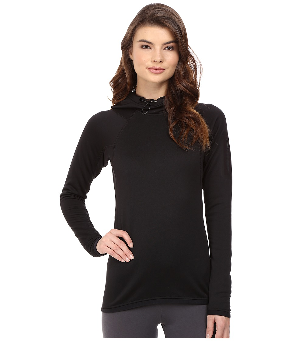 Burton - AK Lifty Hoodie (True Black 1) Women's Sweatshirt