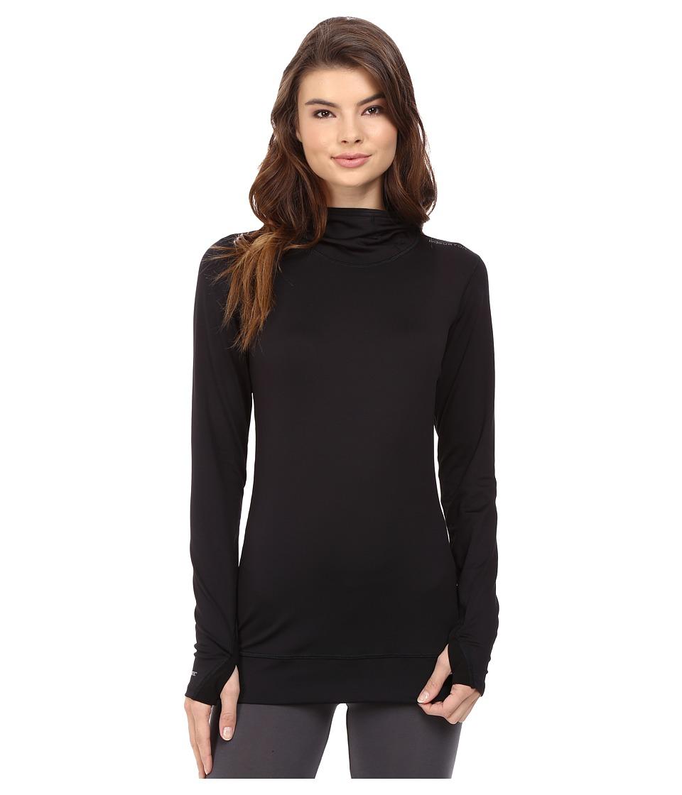 Burton - AK Power Stretch Hoodie (True Black 1) Women's Sweatshirt