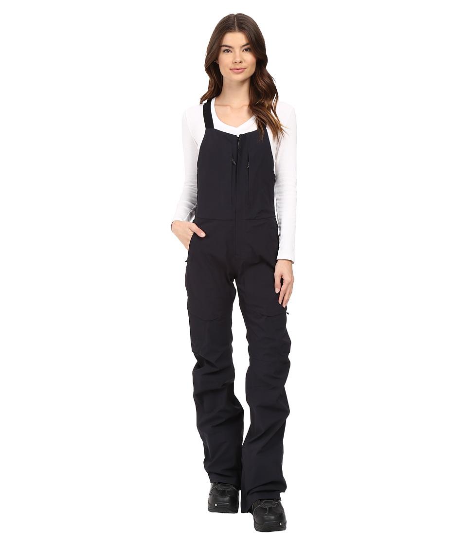 Burton - [ak] 3L Kimmy Bib Pant (True Black) Women's Casual Pants