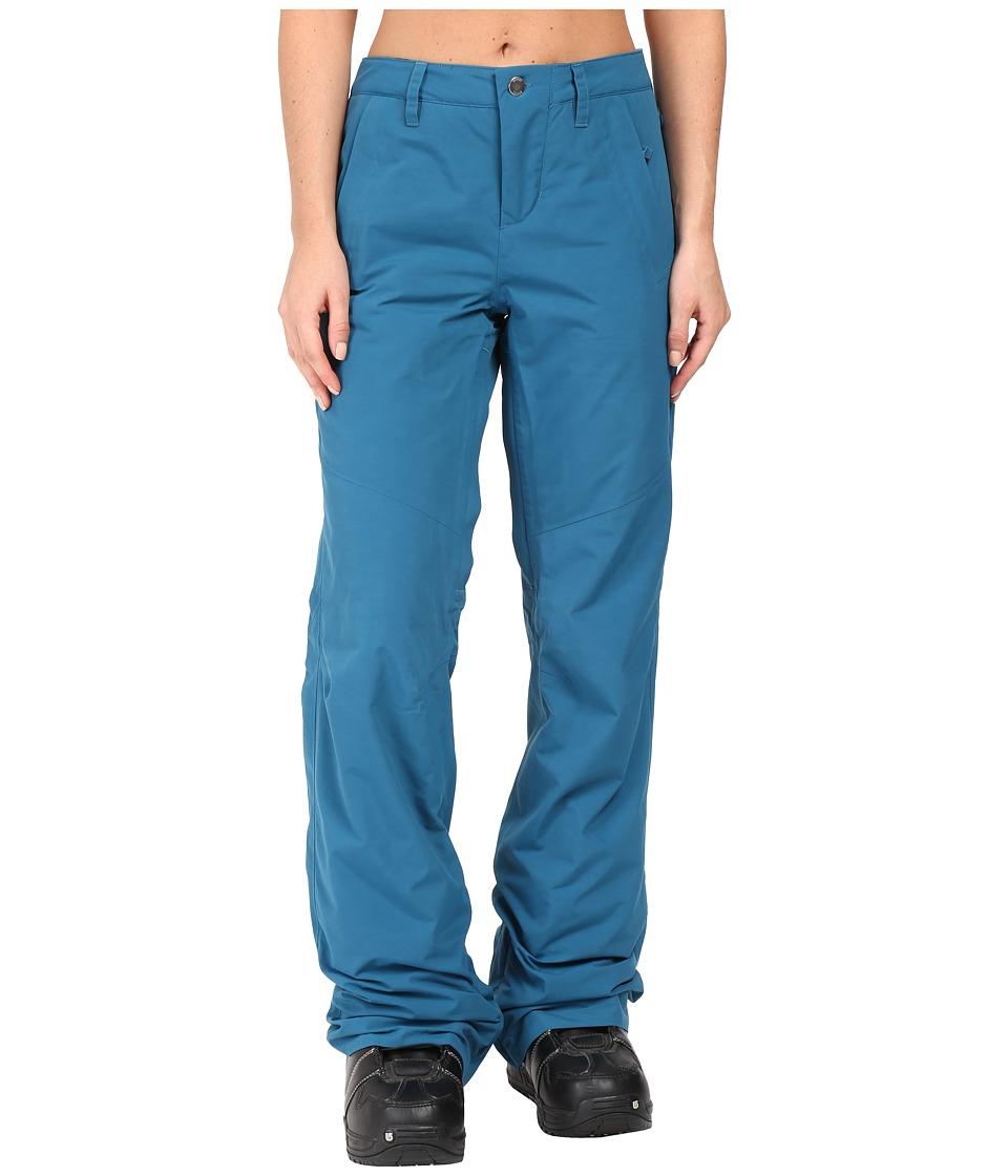Burton - Duffey Pant (Jaded) Women's Casual Pants