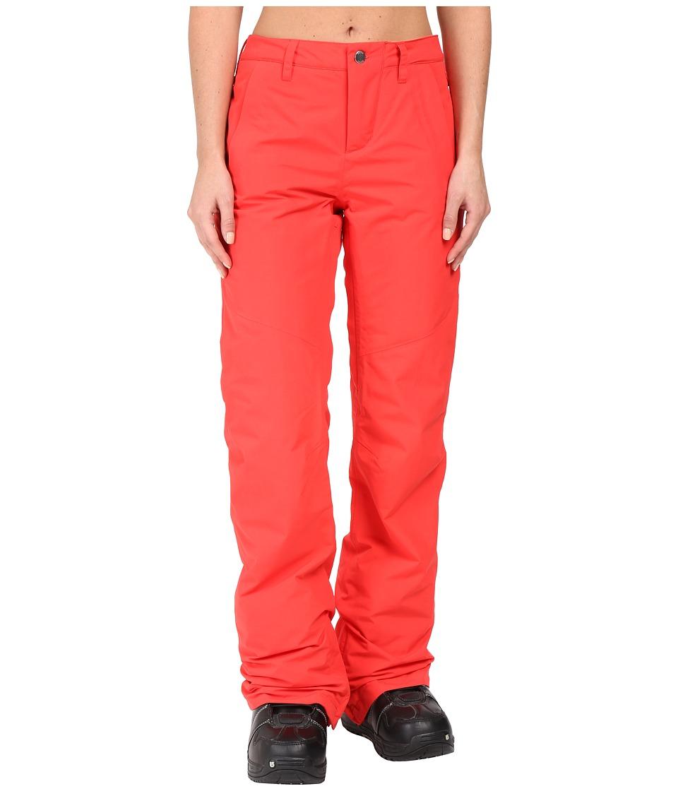Burton - Duffey Pant (Coral) Women's Casual Pants