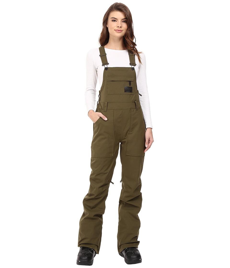 Burton - Avalon Bib Pant (Keef) Women's Casual Pants
