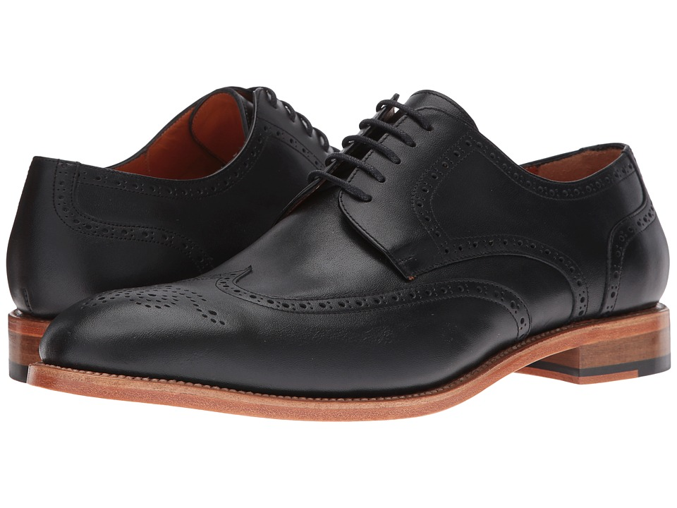 Crosby Square - Holloway (Black) Men's Lace up casual Shoes