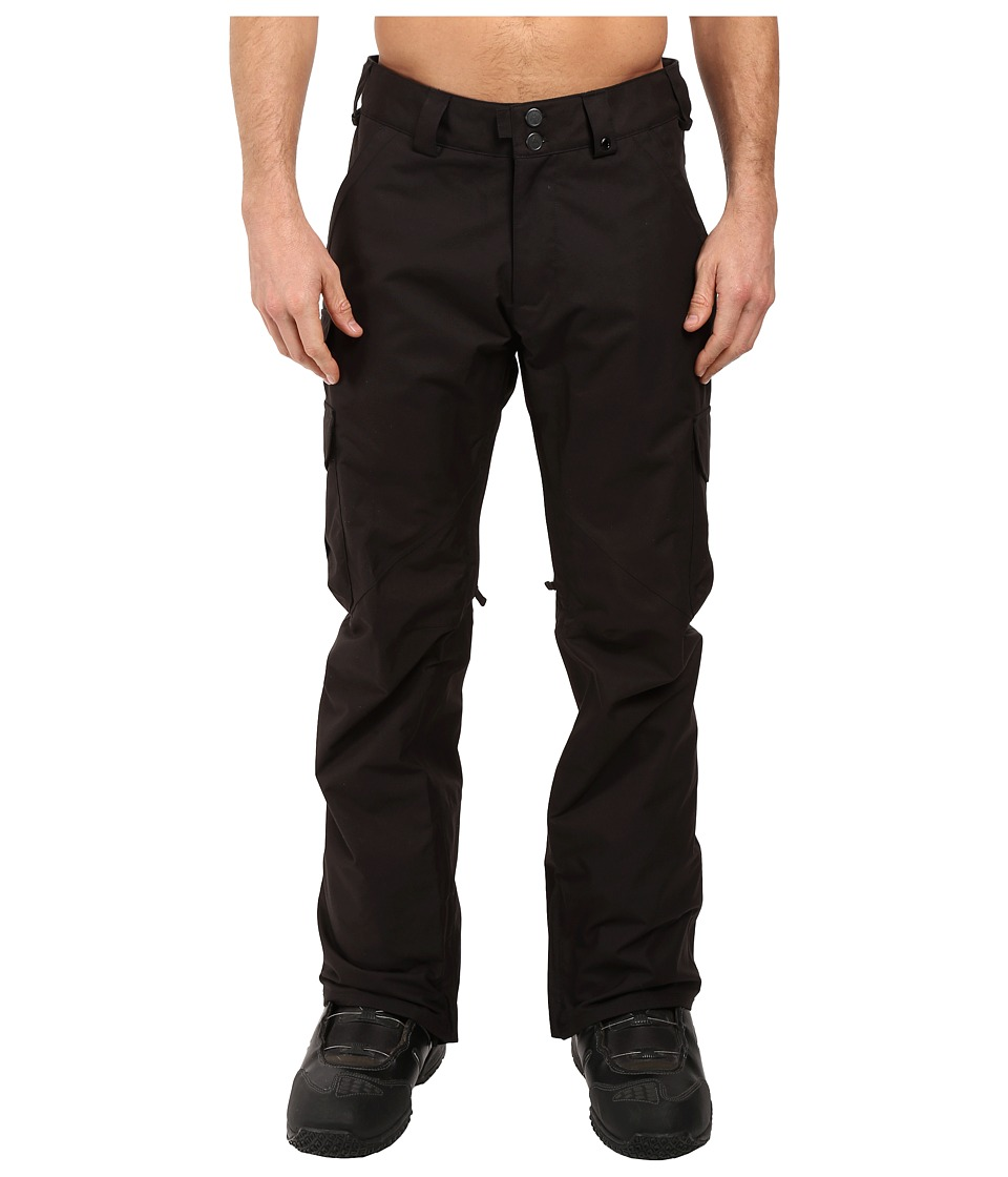 Burton - Cargo Pant-Mid (True Black 1) Men's Casual Pants