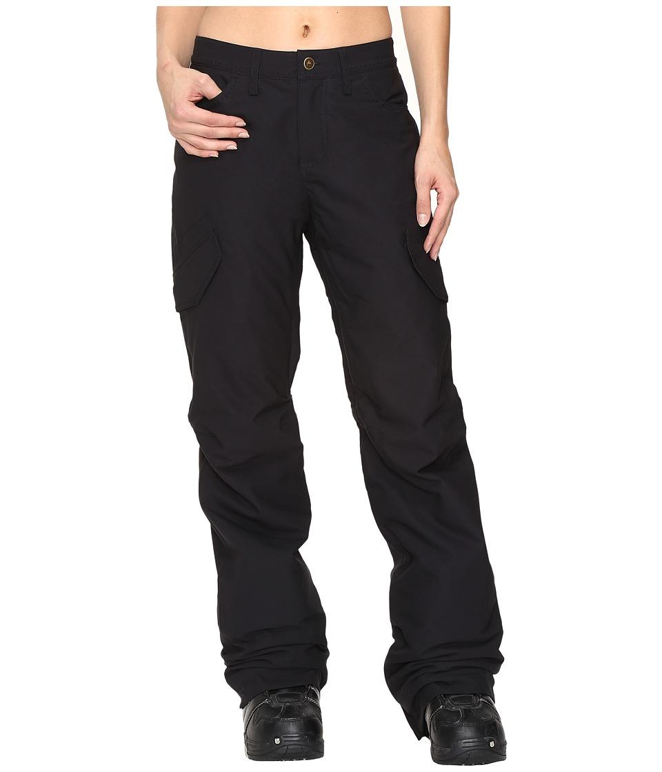 Burton - Fly Pant (True Black 1) Women's Casual Pants