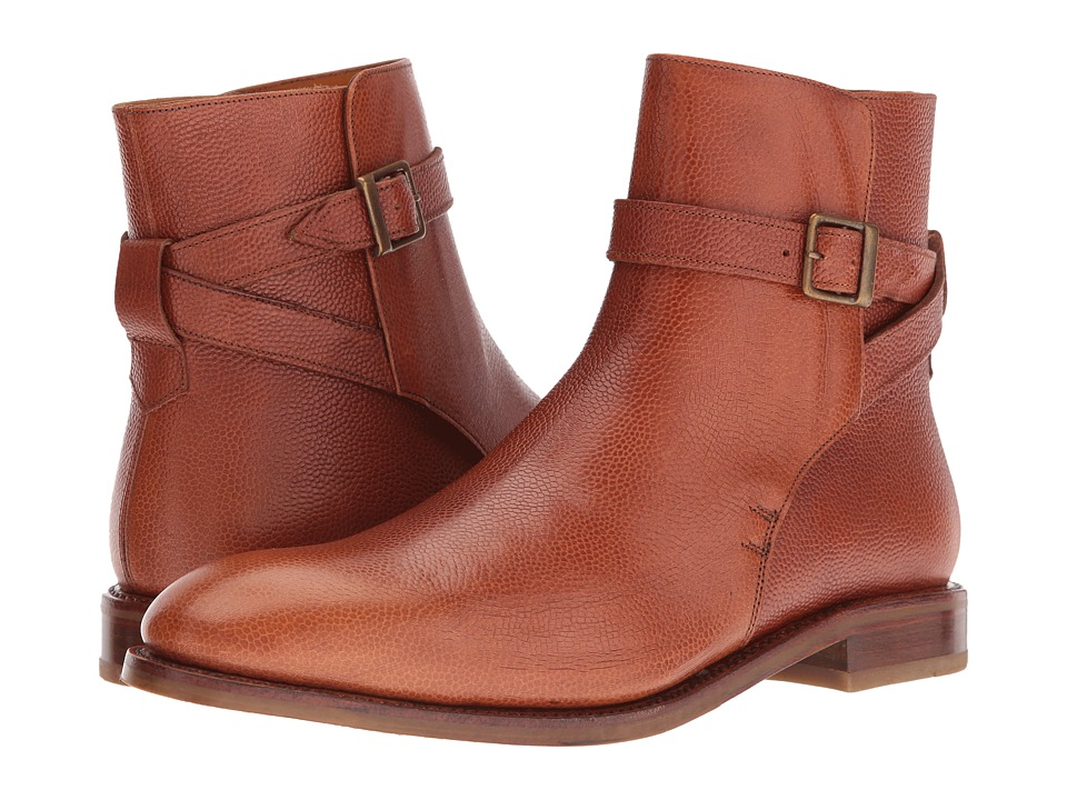 Crosby Square - Keating (Whiskey Pebble) Men's Boots