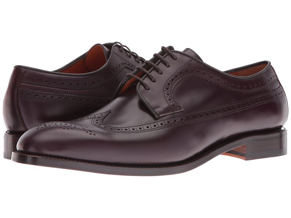 Crosby Square - Findlay (Bordeaux) Men's Shoes