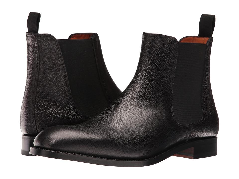 Crosby Square - Kensington (Black Pebble) Men's Boots