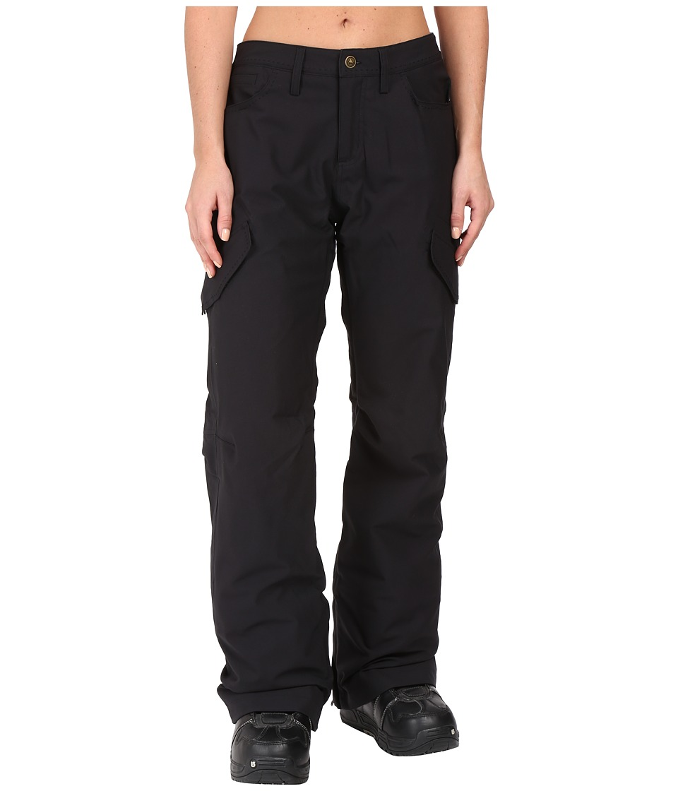 Burton - Fly Pants - Short (True Black 1) Women's Casual Pants
