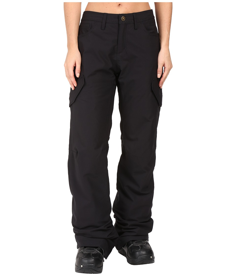 Burton - Fly Pants - Tall (True Black 1) Women's Casual Pants
