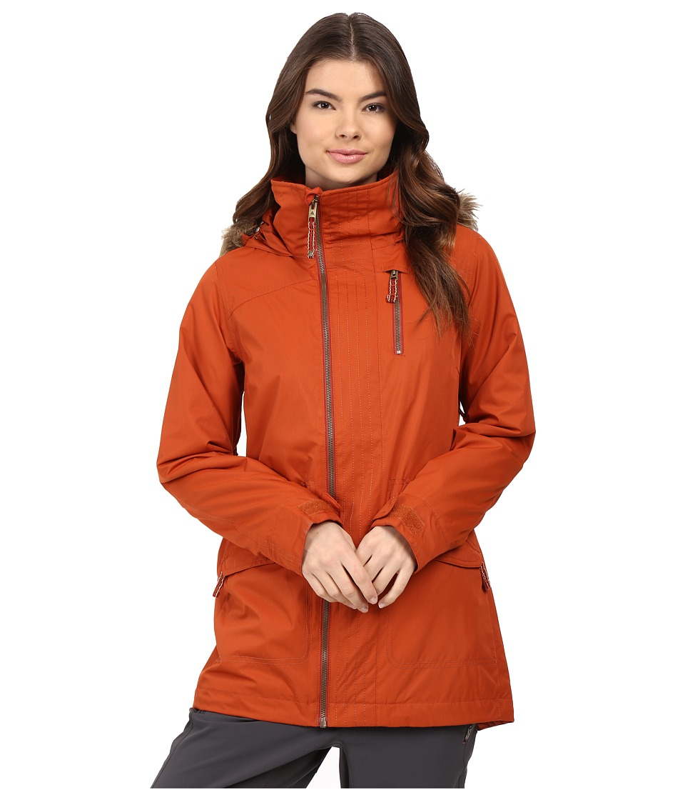 Burton - Hazel Jacket (Picante) Women's Coat
