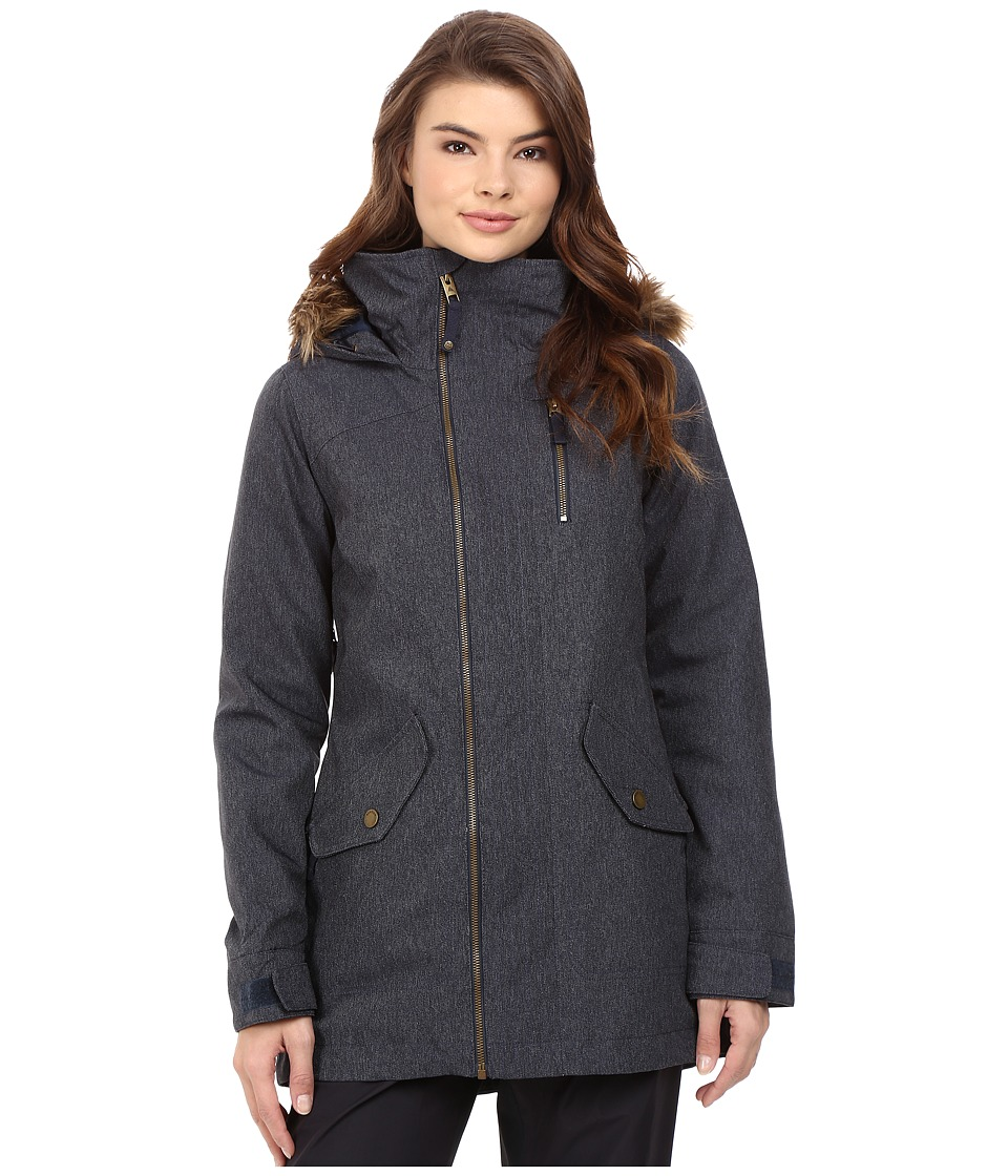 Burton - Hazel Jacket (Denim 1) Women's Coat