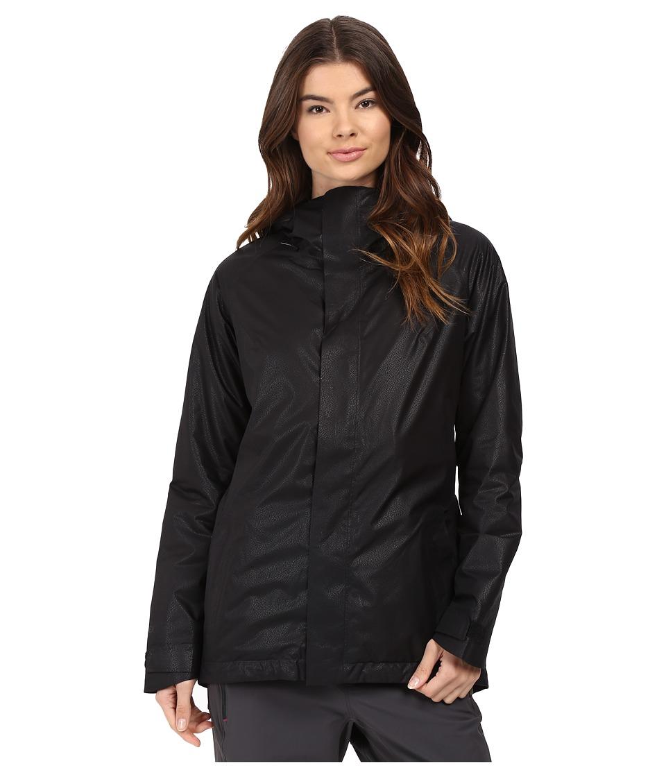 Burton - Rubix Jacket (True Black Leather Emboss) Women's Coat