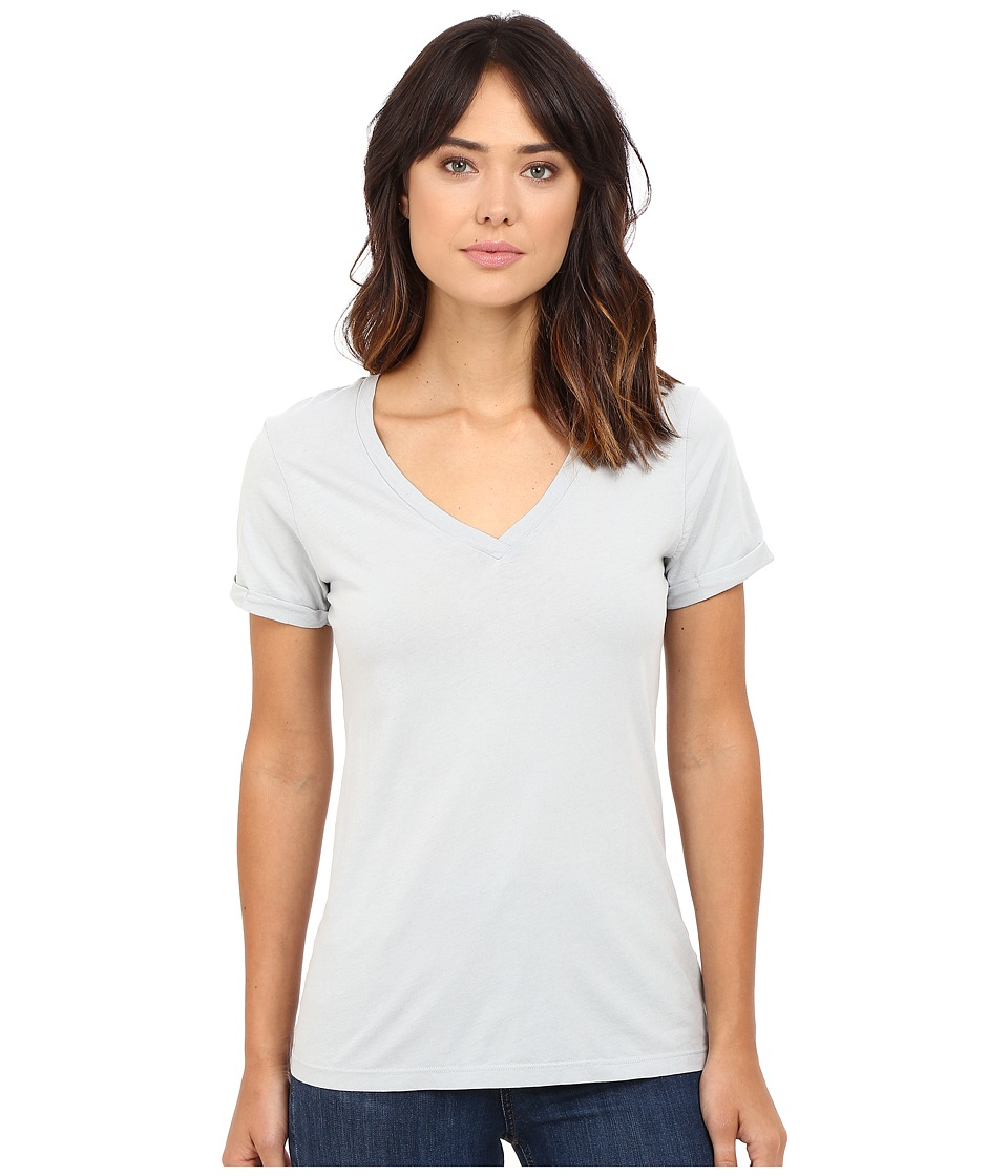 LAmade - Staple V S/S Tee (Arctic Grey) Women's T Shirt