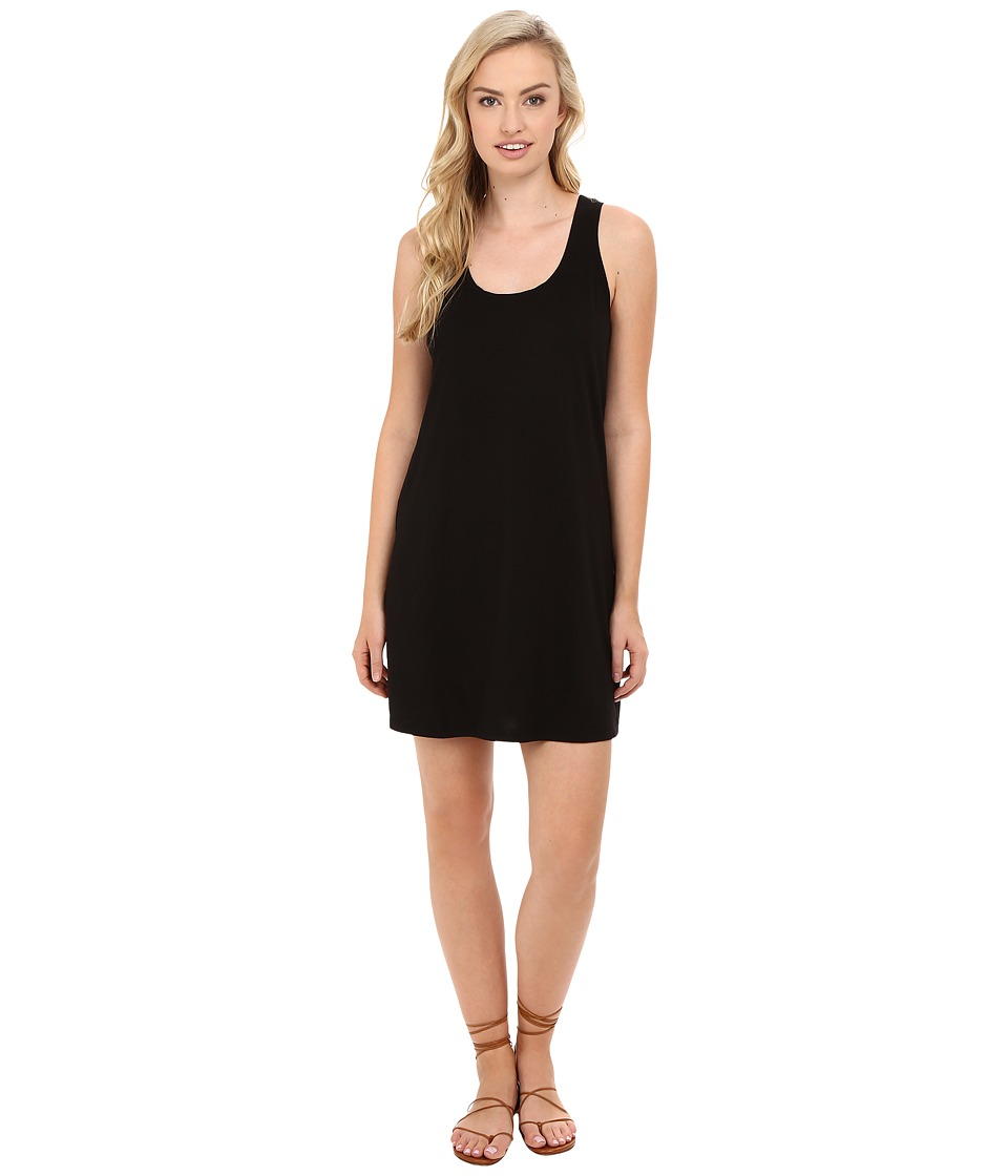 Michael Stars - Tank Mini Dress (Black) Women's Dress