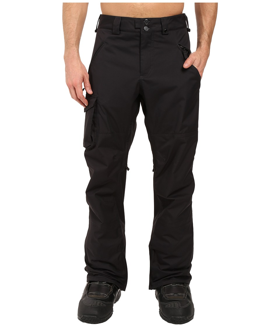 Burton - Covert Pant (True Black 1) Men's Outerwear