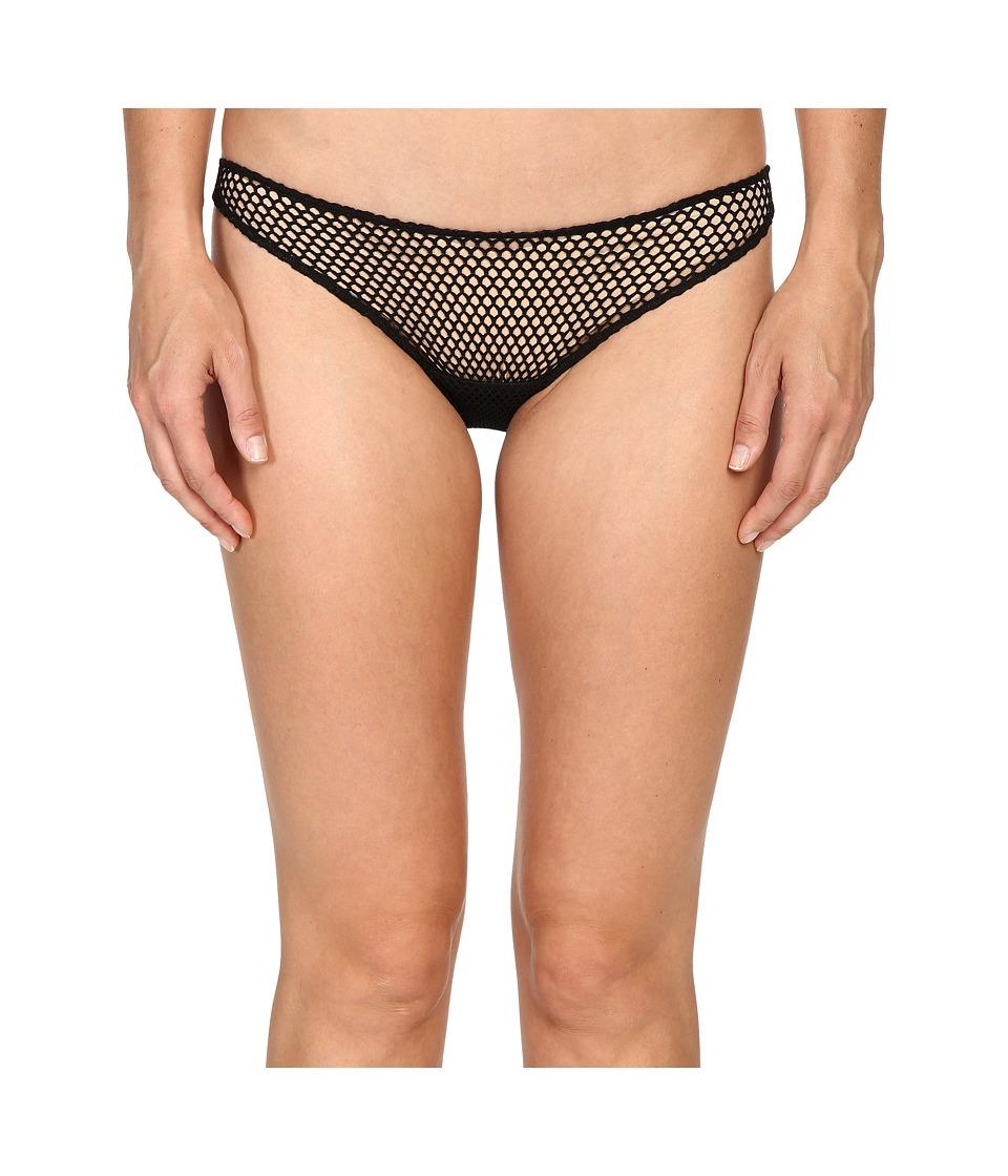 Only Hearts - Net Bikini (Black) Women's Underwear