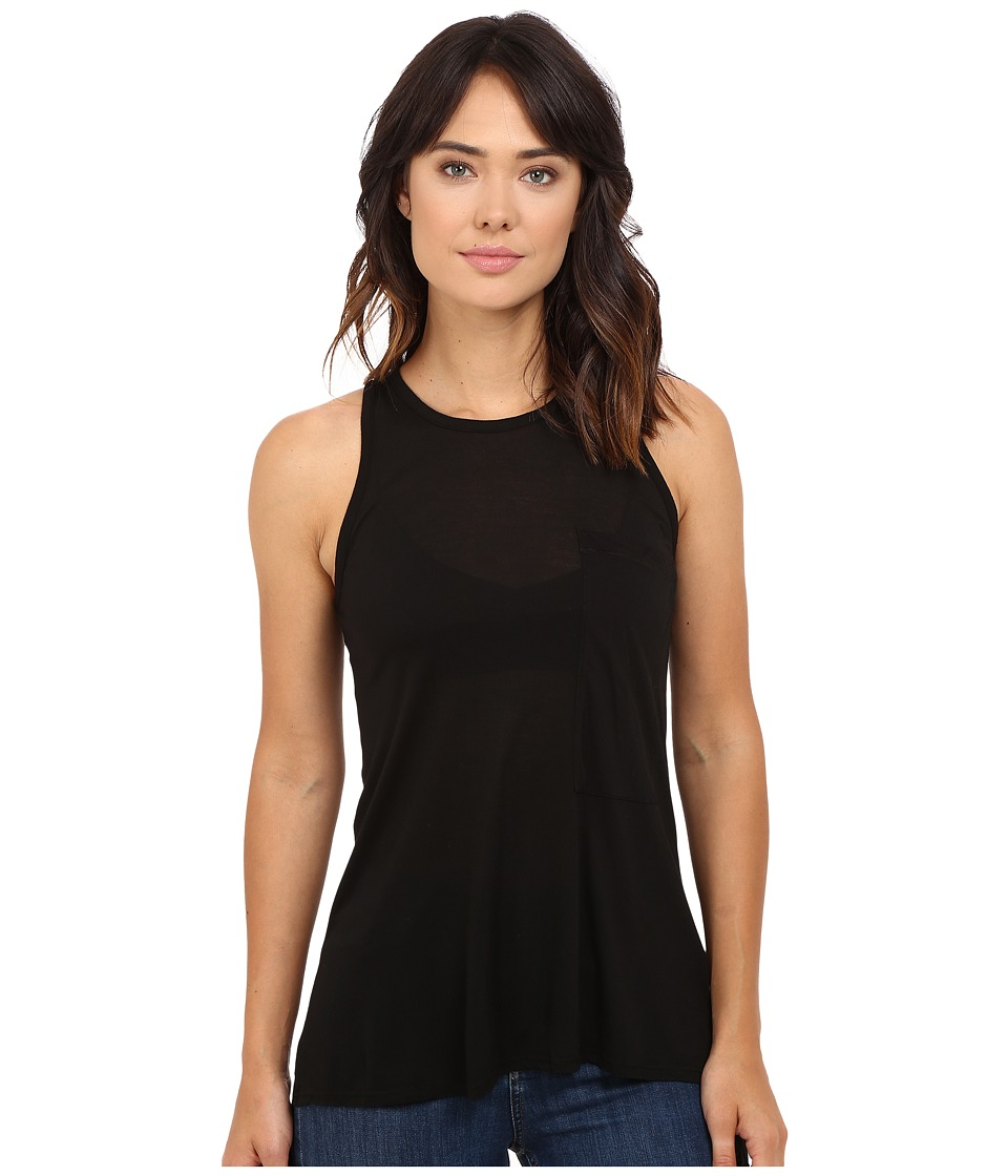 LAmade - Jessa Tank Top (Black) Women's Sleeveless