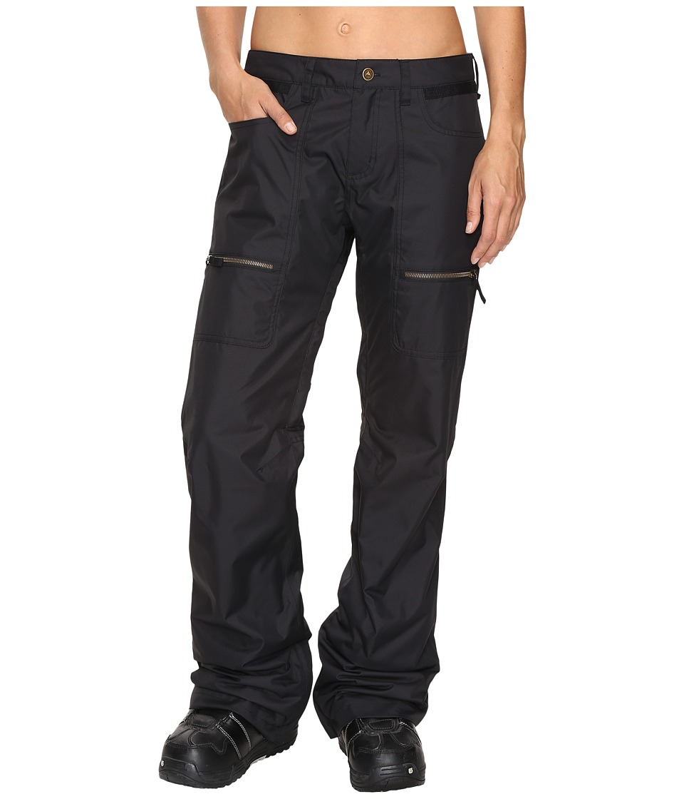 Burton - Chance Pant (True Black 1) Women's Casual Pants