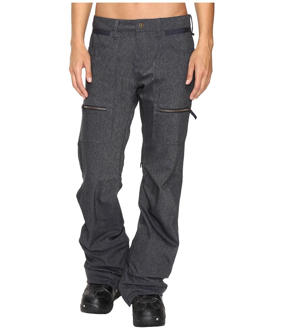 Burton - Chance Pant (Denim 1) Women's Casual Pants