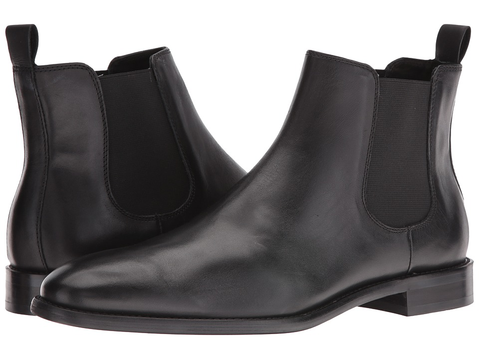 Gordon Rush - Thomas (Black) Men's Boots