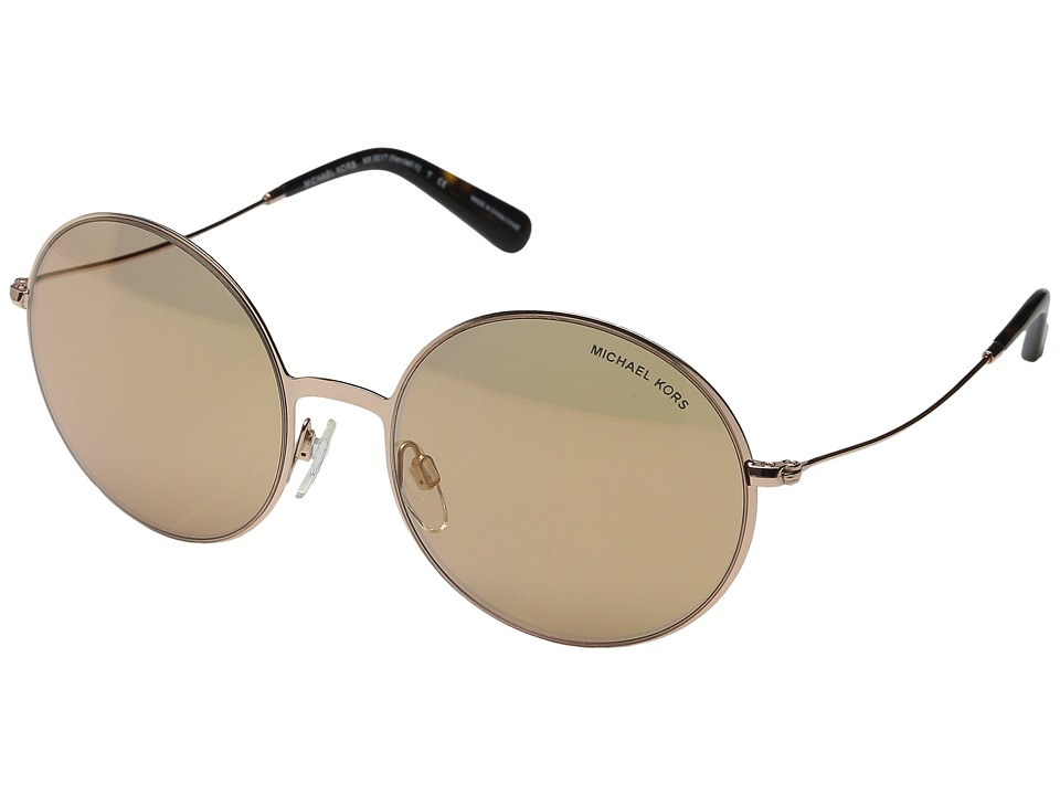 Michael Kors - Kendall II (Rose Gold) Fashion Sunglasses