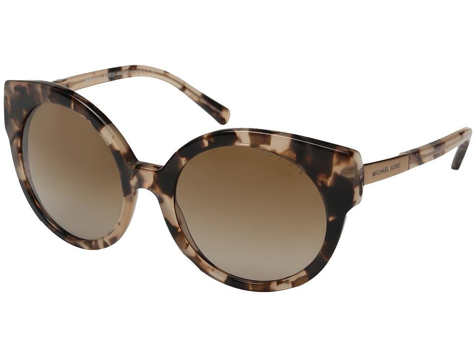 Michael Kors Adelaide I (Blush Tortoise) Fashion Sunglasses