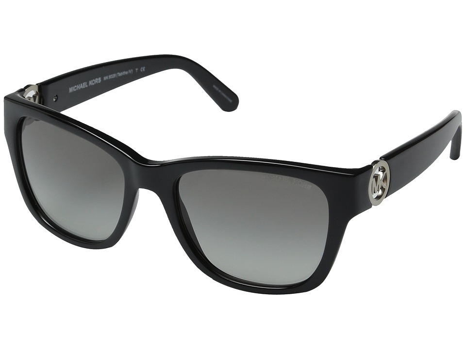 Michael Kors - Tabitha IV (Black) Fashion Sunglasses