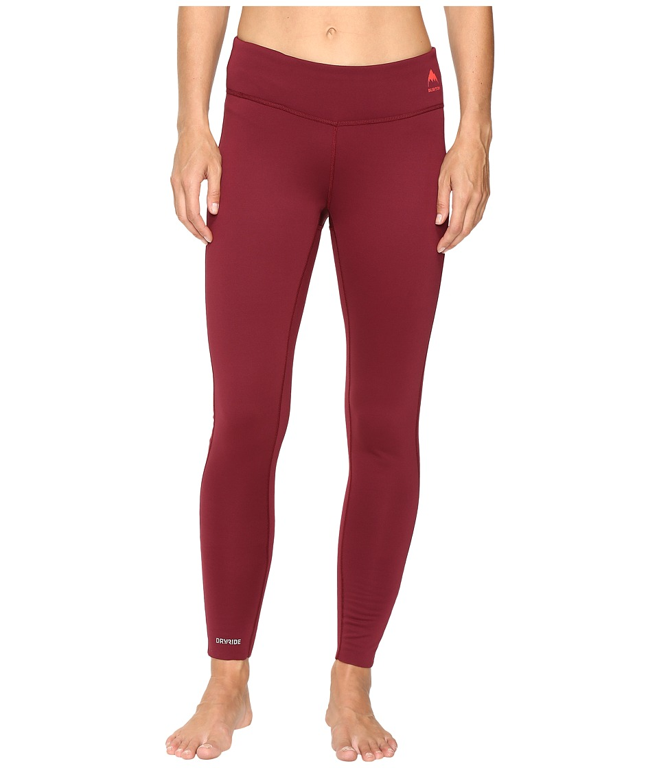 Burton - Expedition Pant (Sangria) Women's Casual Pants