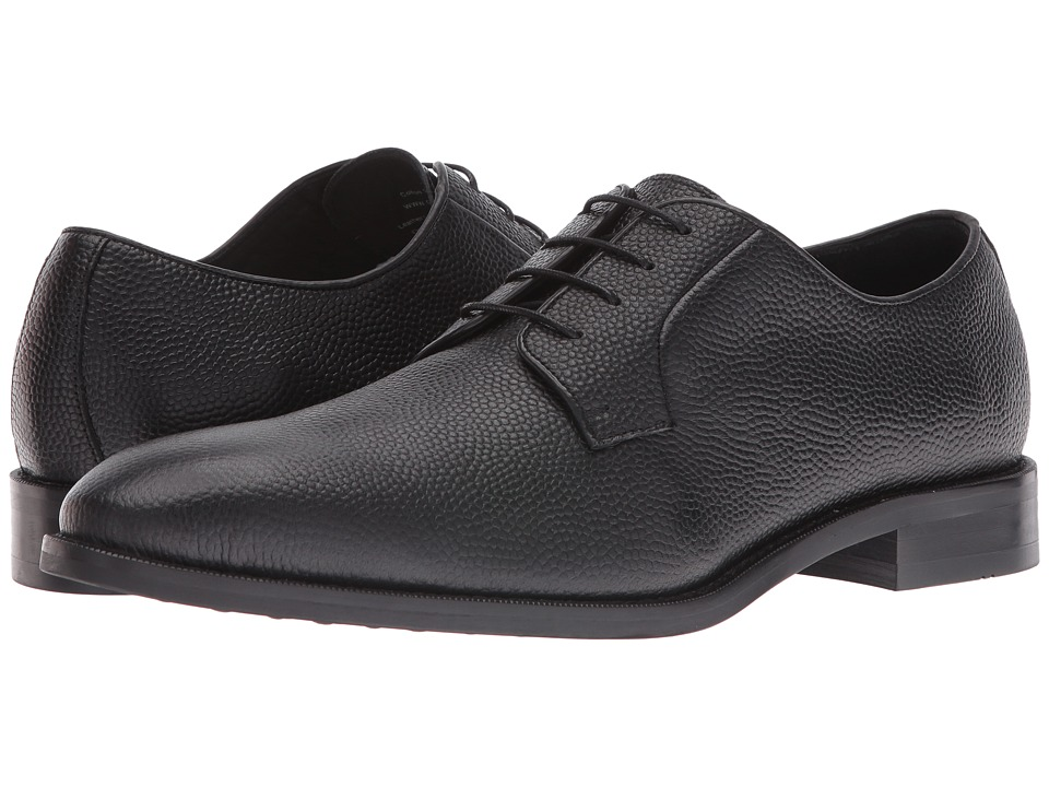 Gordon Rush - Colton (Black Pebble) Men's Shoes